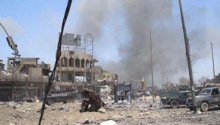 Мосул вбомбили в каменный век: правозащитники назвали ситуацию