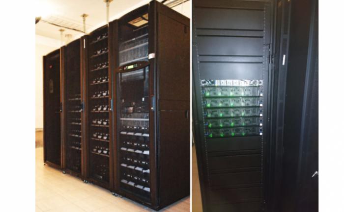 В России запустили уникальный суперкомпьютер, производящий 55 трлн операций в секунду