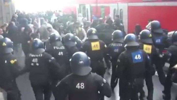 В Германии чеченские боевики наводят свои порядки