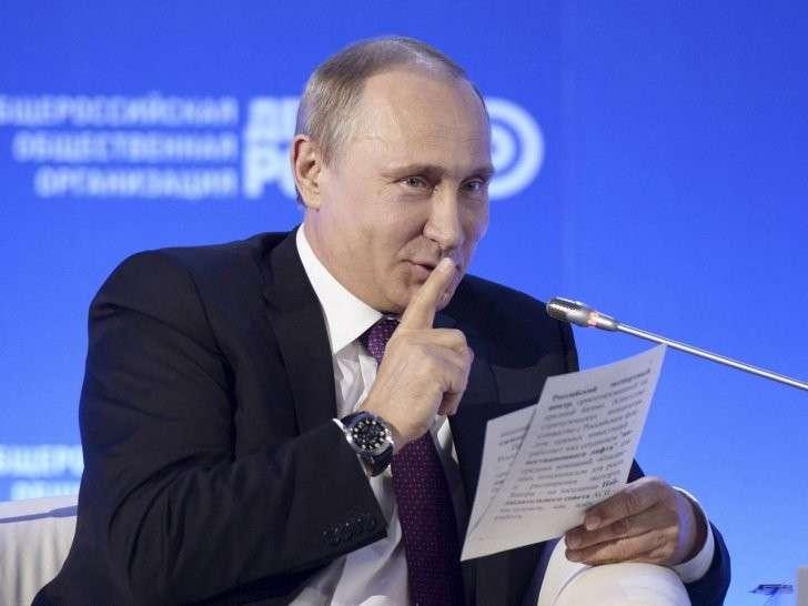 Секрет обаяния от Владимира Путина. «Это какая-то магия», ротшильдовская Financial Times