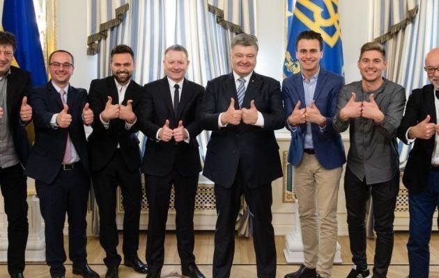 Еврейская хунта на Украине: борьба с коррупцией, как оптимальная форма коррупции