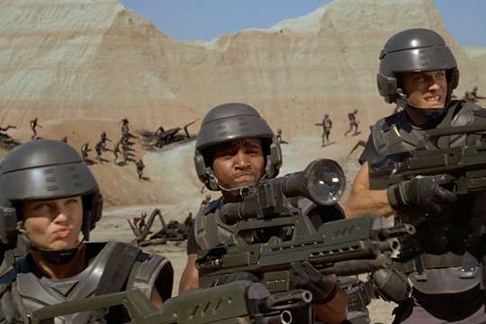 США: «Космический десант» создают назло желанию военных