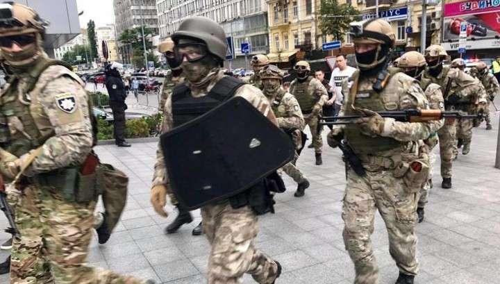 Война с инакомыслием: на Украине устроили
