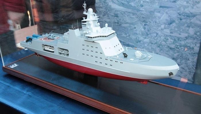 Арктика: патрульные военные ледоколы России – это суровая реальность для США