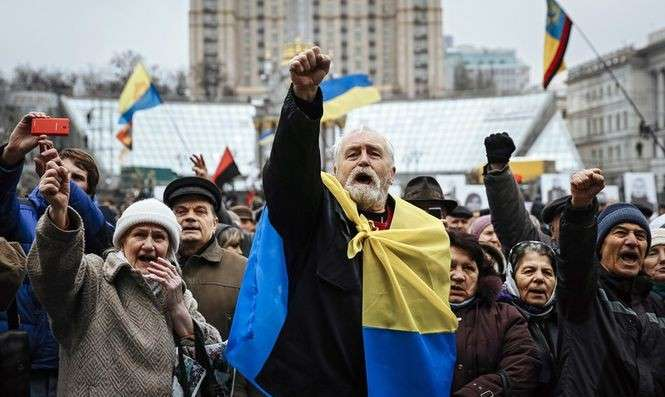 Украина: баранья болезнь или как сделать из общества стадо