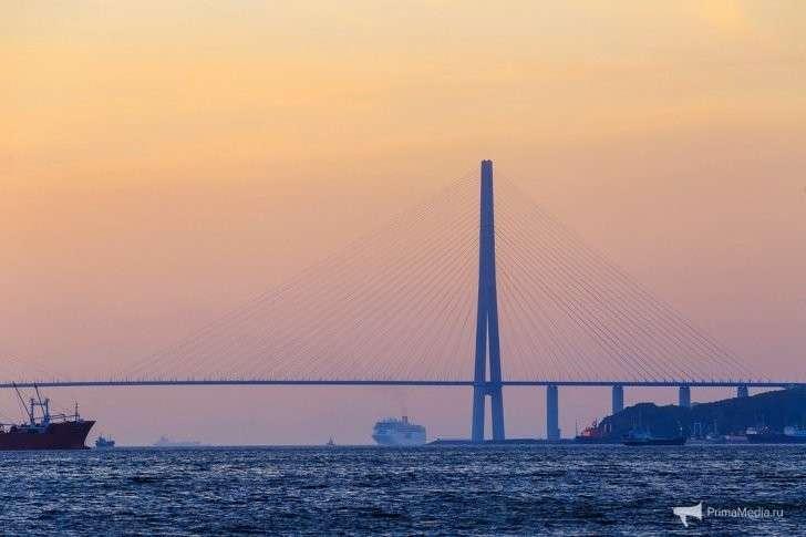 Владивосток – дальневосточные ворота России