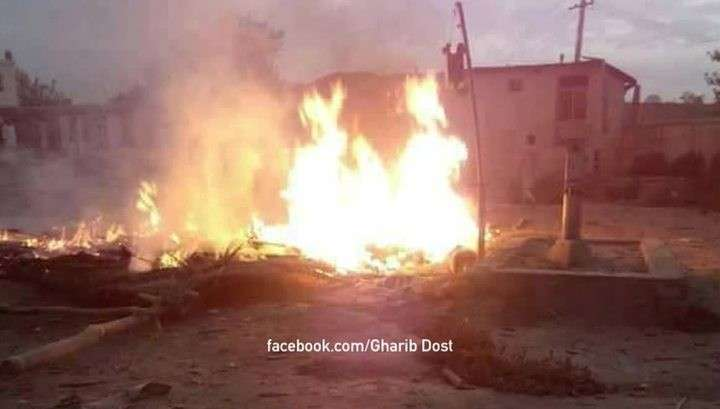 В Афганистане коалиция бандитов нанесла удар по школе