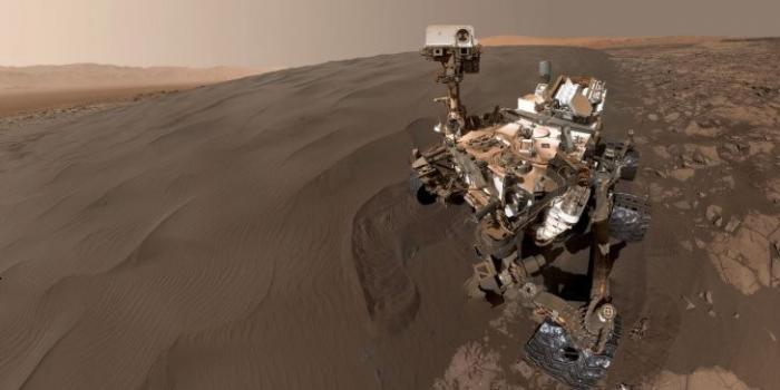 NASA официально признало, что полёт человека на Марс им не под силу