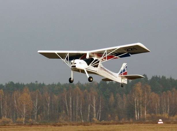 ВРоссии создан перспективный лёгкий самолёт