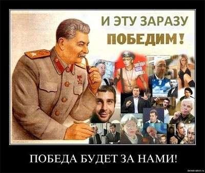 На Сталина и Россию ополчилось всё русофобское «На Сталина и Россию ополчилось всё русофобское «Главтрепло»»