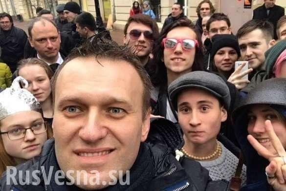 Алексей Навальный. «Политическая педофилия»: всего лишь бизнес | Русская весна