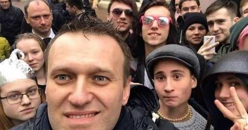Алексей Навальный. «Политическая педофилия»: всего лишь бизнес