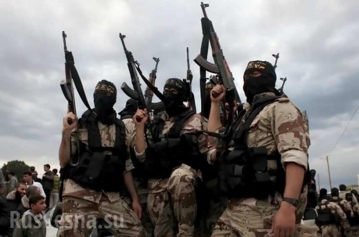 Сирия, ИГИЛ: конец все ближе. Зарплата наёмников США продолжает снижаться