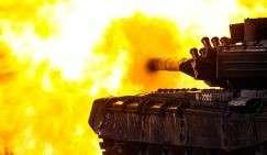 Российский основной боевой танк Т-72Б3
