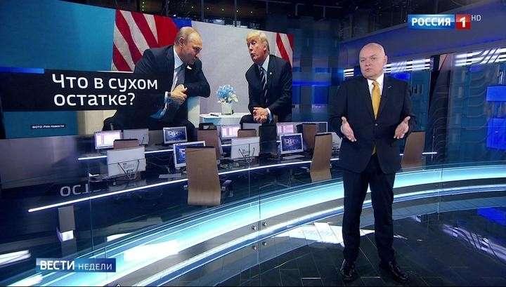 Встреча Путина и Трампа: что изменилось за это время