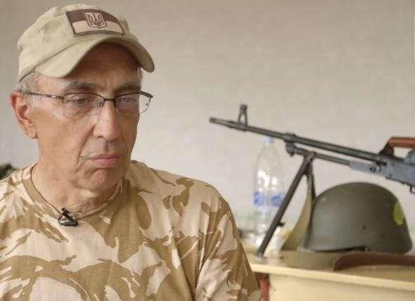 В боях под Иловайском погиб американец из батальона «Донбасс»