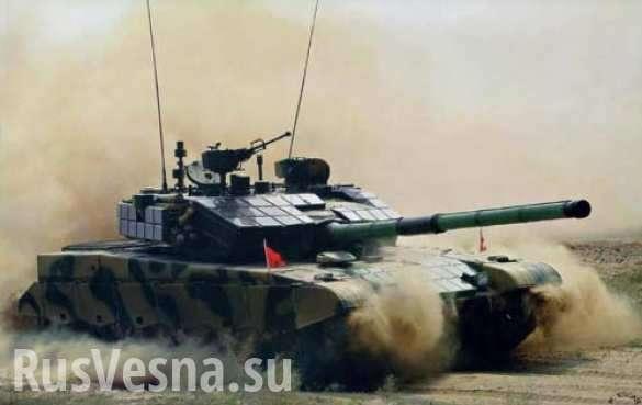 Китайская попытка превзойти «Армату»: новый танк изПоднебесной (ФОТО) | Русская весна