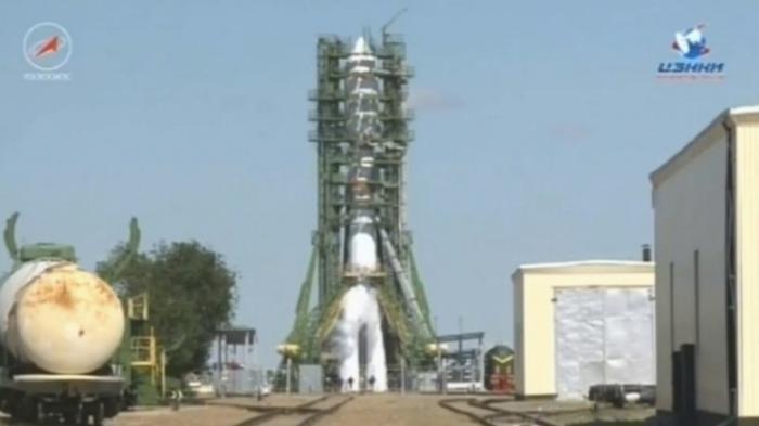 С Байконура запущен самый яркий спутник «Маяк», который можно будет увидеть с Земли