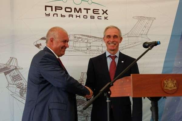 В Ульяновске начато строительство завода по производству кабельных сетей для авиастроения