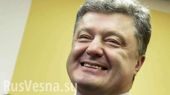 Порошенко пошел вразнос: «Раз пошла такая пьянка, режь остатки неподконтрольных СМИ» | Русская весна