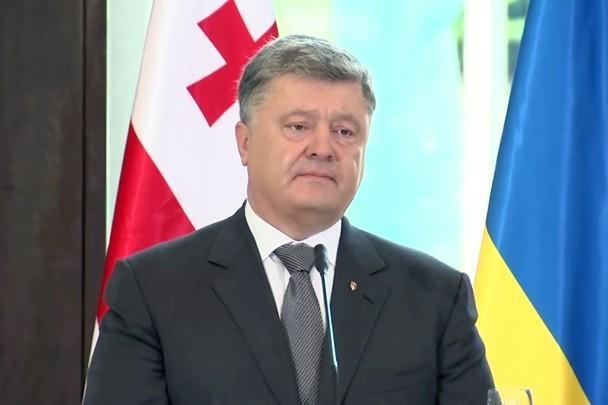 Пётр Порошенко заявил о «похоронах» проекта «Новороссия»
