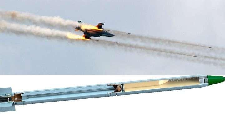 Тульские оружейники показали на МАКС-2017 новейшую авиационную ракету