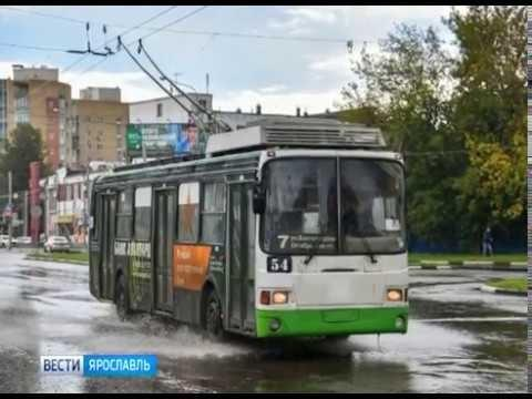 В Ярославле девушка водитель троллейбуса спасла жизни 15 пассажиров