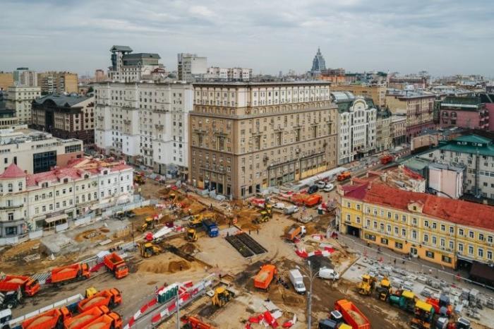 Москва: зачем перекрывали Тверскую улицу? Невероятные фото и видео