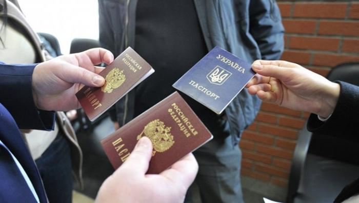 Россия: получение гражданства для украинцев максимально упростили
