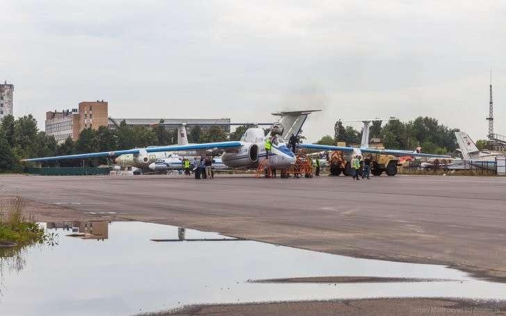 Международный авиасалон МАКС – 2017. День Прессы