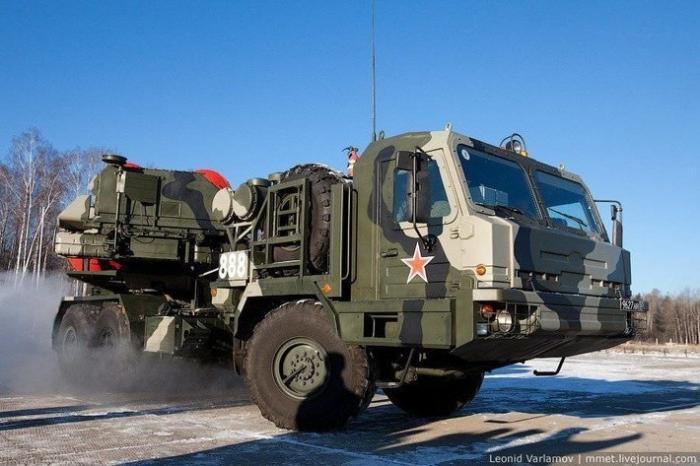 «Алмаз-Антей» завершает испытания высотной противоракеты для ЗРК С-500