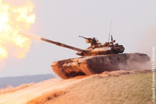 Война в Сирии побудила Ирак закупить огромное количество Т-90 у России