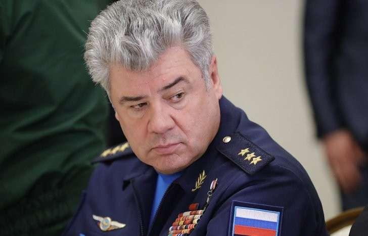 Главнокомандующий Воздушно-космических сил (ВКС) Виктор Бондарев