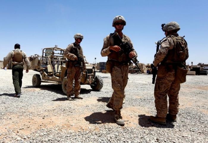 Афганистан: США разбомбили 12 сотрудников лояльной им полиции