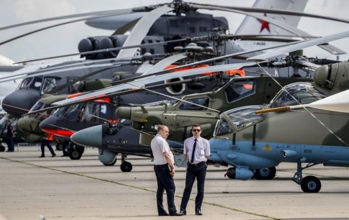 Контракты на МАКС-2017 для российской оборонки и бизнеса