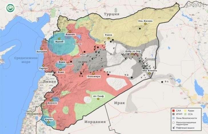 Израиль против Сирии: почему террорист Нетаньяху опасается «российского зонтика»