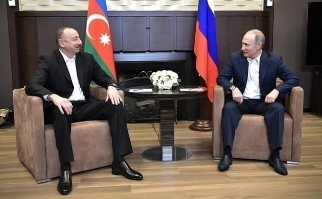 О чём Владимир Путин предупредил Ильхама Алиева