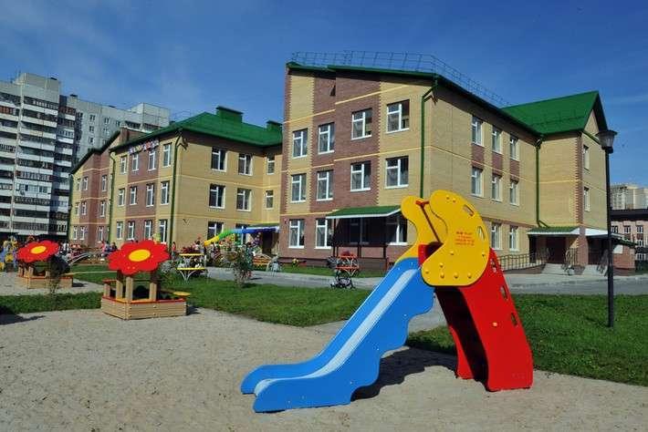В Тюмени открылся очередной новый детский сад