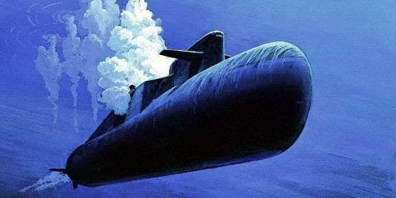 Подводный ядерный сюрприз для Америки