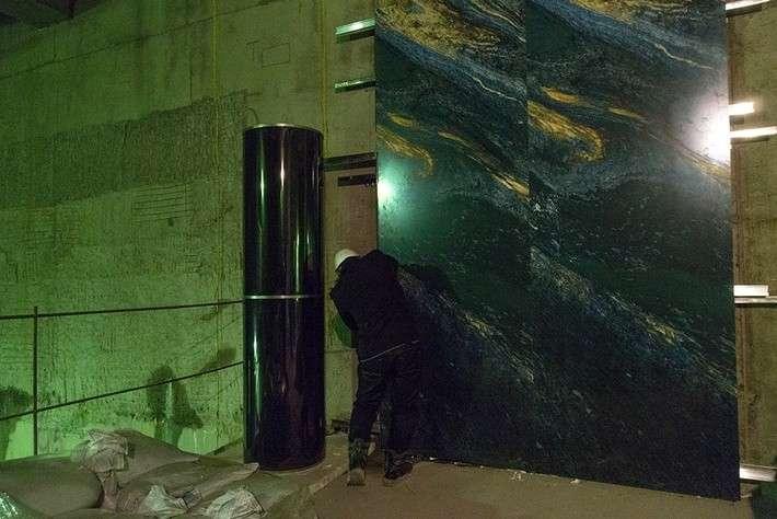 В Петербурге идёт строительство 9 новых станций метро и 1 электродепо. Фоторепортаж