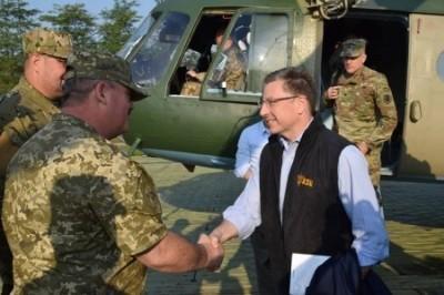 Визит спецпосланника США на Донбасс: радость киевской хунты преждевременна