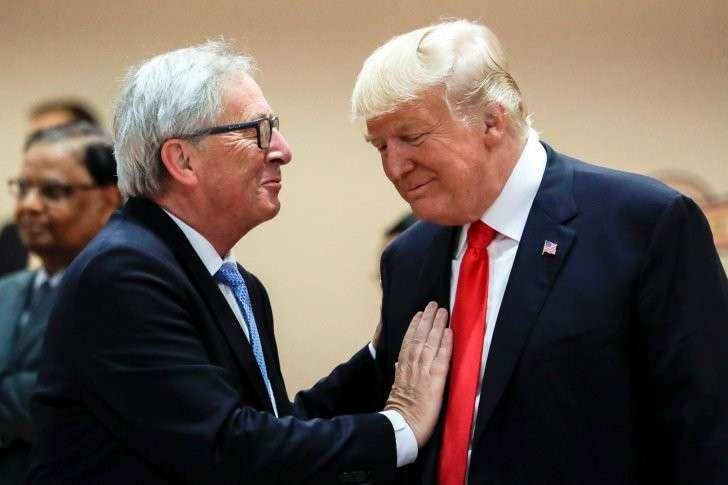 Европейский барьер: в Брюсселе заявили о «возможном ответе» Вашингтону на ужесточение санкций против России