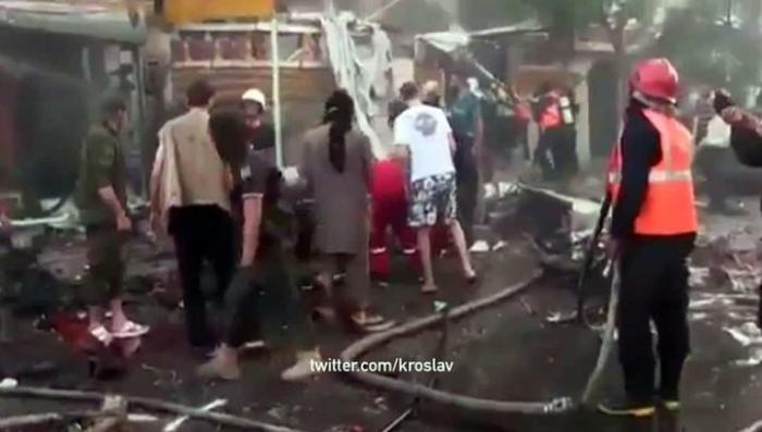 Сирия, Идлиб: взрыв машины со взрывчаткой унес жизни 50 человек