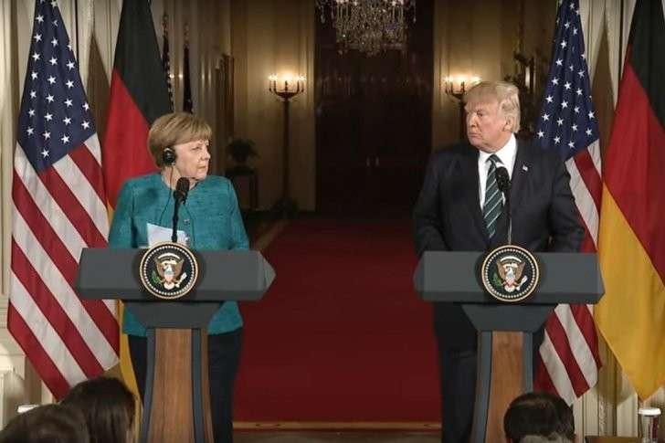 США вводят санкции против Европы, а ЕС готовит контрмеры