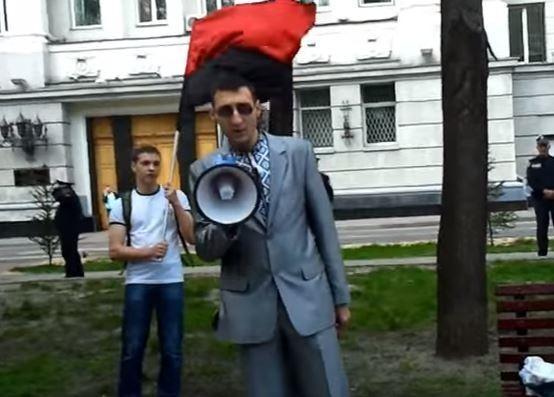 Идеолог украинского национализма и русофоб получил российское гражданство