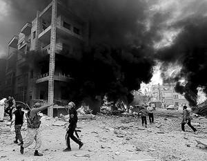Сирия, Идлиб: конфликт между террористами резко приблизил Башара Асада к победе