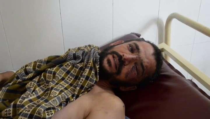 Афганистан: самолёты американских террористов разбомбили местных жителей