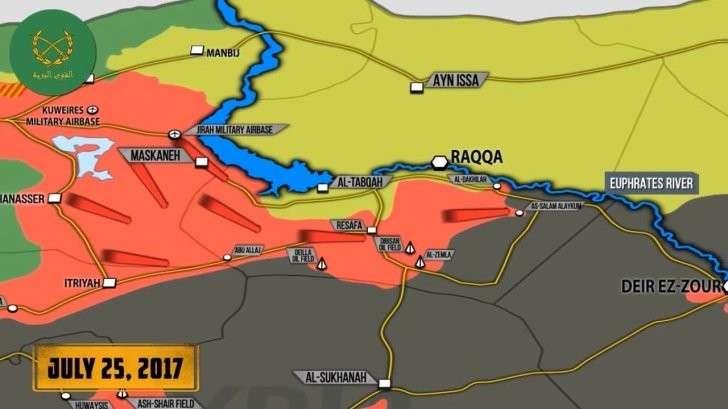 Сирия: Россия объявила о решительных успехах в Алеппо с июня