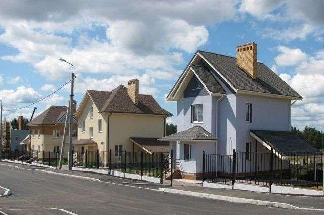 Ввод жилья в России за 7 месяцев вырос на 31,5%