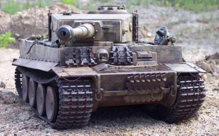 Вальс с Тигром: с ножами на артиллерию, цена победы